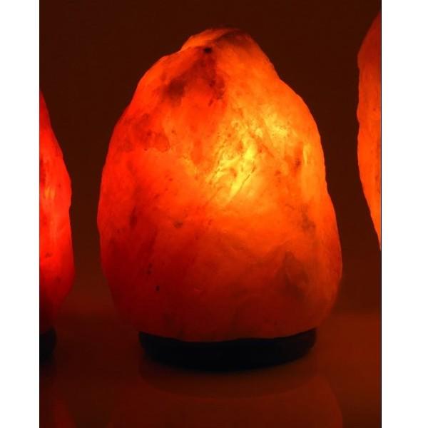 Lampe En Sel De L Himalaya